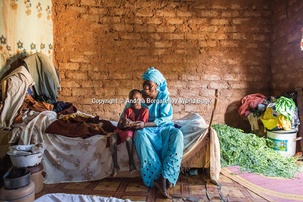 Niger, Dosso, Filets Sociaux