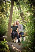 Kimberly & Lane's Paris engagement shoot