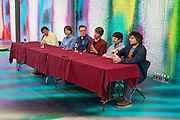 Wilco Press Conference at the 2011 Solid Sound Festival.