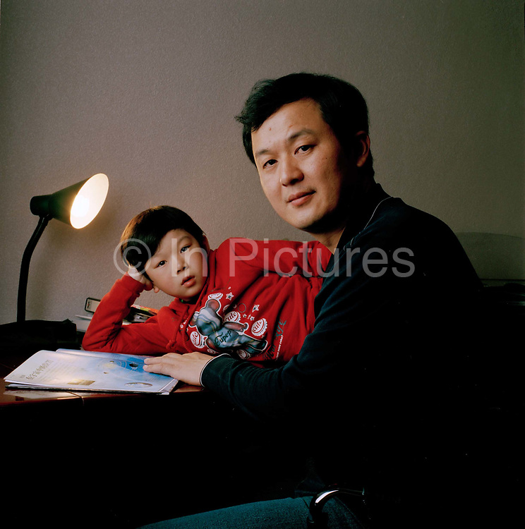 Chen Qianlei is 40 and runs a consulting business for foreign traders. His wife, Gou Xia, also 40 works for a news agency as an arts reporter. They live in Beijing with their seven-year old son, Chen Dingqi who is in grade two at primary school. Xia says she would have liked another child and could have afforded to pay the fine but because she works for a government organization, she would have been automatically fired. Qianlei is helping his son with his homework...Its over thirty years (1978) since the Mao's Chinese government brought in the One Child Policy in a bid to control the world's biggest, growing population. It has been successful, in controlling growth, but has led to other problems. E.G. a gender in-balance with a projected 30 million to many boys babies; Labour shortages and a lack of care for the elderly.
