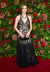 Tamara Harvey attending the Evening Standard Theatre Awards 2018 at the Theatre Royal, Drury Lane in Covent Garden, London