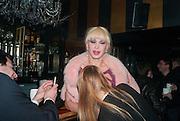 Daniel Lismore birthday party. Whisky Mist, Hilton Park Lane, London. 19 December 2013