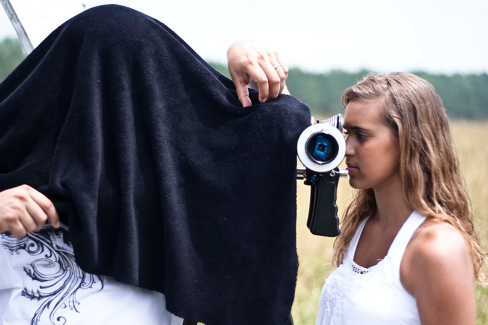 Production Stills from NC Filmmakers