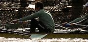 Putney, London, ENGLAND, 31.03.2006, Cambridge President Tom Edwards, 2006, Boat Race, Varsity, Tideway Week, Friday, Am outing, [Cambridge] CUBC  © Peter Spurrier/Intersport-images.com.[Mandatory Credit Peter Spurrier/ Intersport Images] Varsity, Boat race. Rowing Course: River Thames, Championship course, Putney to Mortlake 4.25 Miles