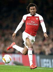 Arsenal's Alex Iwobi