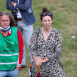 22-08-2020: Wielrennen: NK vrouwen: Drijber<br /> Han Kock, Marijn de Vries