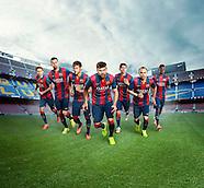 NIKE FOR FUTBOL CLUB BARCELONA BY CATERINA BARJAU