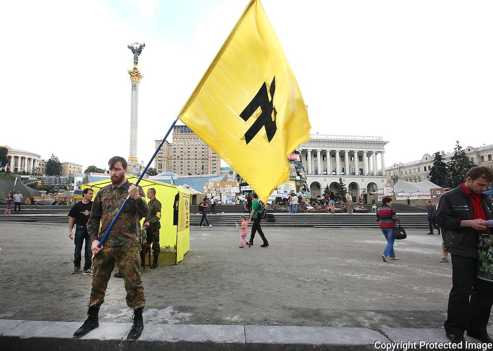 Kiev: Photo Bohdan Warchomij