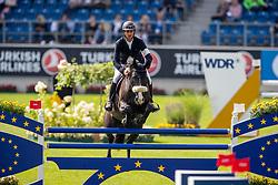 Guerdat Steve, SUI, Alamo<br /> CHIO Aachen 2019<br /> Weltfest des Pferdesports<br /> © Hippo Foto - Stefan Lafrentz<br /> Guerdat Steve, SUI, Alamo