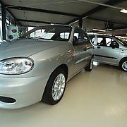 Deawoo dealer auto Jave Franciscusweg Hilversum int.