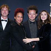 NLD/Utrecht/20130102 - NFF 2013 - premiere Chez Nous, Rop Verheijen en Carice van Houten