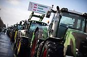 2021/02/10 Traktorkonvoi