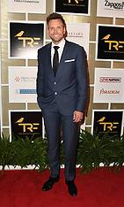Tyler Robinson Foundation Gala Red carpet - 14 Sept 2018