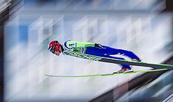 03.01.2014, Bergisel Schanze, Innsbruck, AUT, FIS Ski Sprung Weltcup, 62. Vierschanzentournee, Qualifikation, im Bild Jan Matura (CZE) // Jan Matura (CZE) during qualification Jump of 62nd Four Hills Tournament of FIS Ski Jumping World Cup at the Bergisel Schanze, <br /> Innsbruck, Austria on 2014/01/03. EXPA Pictures © 2014, PhotoCredit: EXPA/ JFK