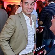 NLD/Amsterdam/20110925 - Benefietavond Red Sun Stichting Stop Kindermisbruik, Wesley Sneijder