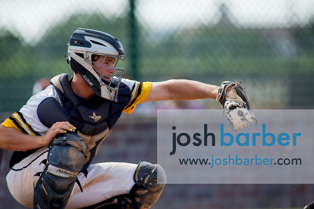 Foothill's Cage Massey during a Crestview League game at Foothill High School on Friday, May 5, 2017 in North Tustin, Calif. Foothill won 4-2. (Photo by Josh Barber, Contributing Photographer)