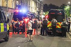 Brixton Police Attack