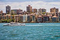North Sydney & Sydney Harbour