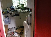 """home of horrors where tenant used bath as a TOILET<br /> <br /> These disgusting pictures show the home from hell seized by a council after it emerged its tenant was using his bath as a TOILET.<br /> <br /> Doors were found smashed and mouldy food and rubbish strewn across David Fyles' home in Ormskirk.<br /> <br /> The toilet was overflowing with effluent - and the bath was used as a makeshift lavatory.<br /> <br /> A council officer today described the three-bed property in Lea Crescent as the """"worst living conditions"""" he had seen in 30 years of service.<br /> <br /> Fyles, 49, was evicted after a court was shown the shocking photos and the property was repossessed by the council.<br /> <br /> The cost of making the home habitable again is expected to run into thousands of pounds<br /> ©Exclusivepix Media"""