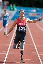 di MARINO Emanuele, BEHRE David, 2014 IPC European Athletics Championships, Swansea, Wales, United Kingdom