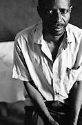 LOKICHOGGIO, KENYA - JANUARY 15, 2008: Portrait of Fredrick Lusweti Simiyu.