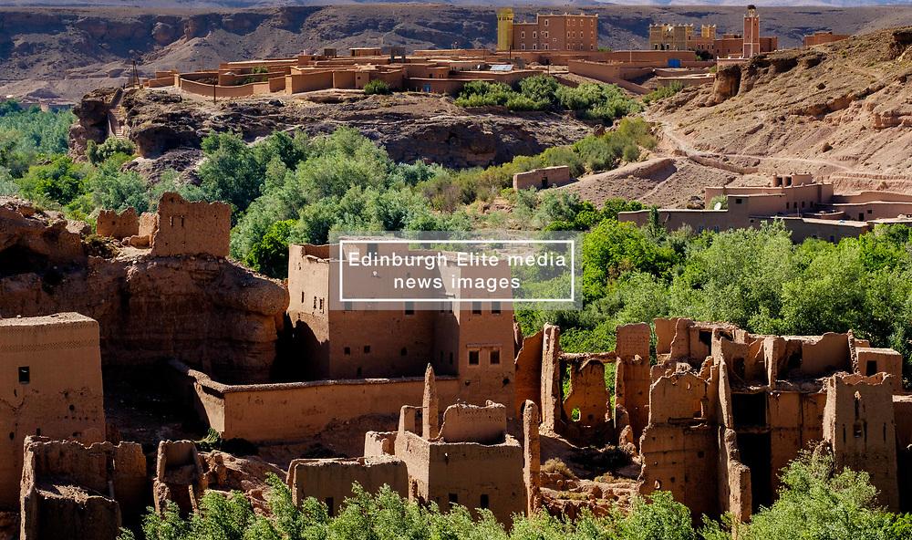 Ruined Kasbah in the Dades Valley, Morocco<br /> <br /> (c) Andrew Wilson   Edinburgh Elite media