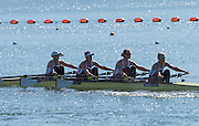 Caversham, United Kingdom,  GBR  W4X, left to right, Beth RODFORD, Lucinda GOODERHAM, Victoria MEYER-LAKER and Kristina STILLER, GBR Rowing, European Championship team announcement, of crews competing in Belgrade, in May. Venue, GBR rowing training base, near Reading,<br /> 09:14:23  Wednesday  14/05/2014<br /> [Mandatory Credit: Peter Spurrier/Intersport<br /> Images]
