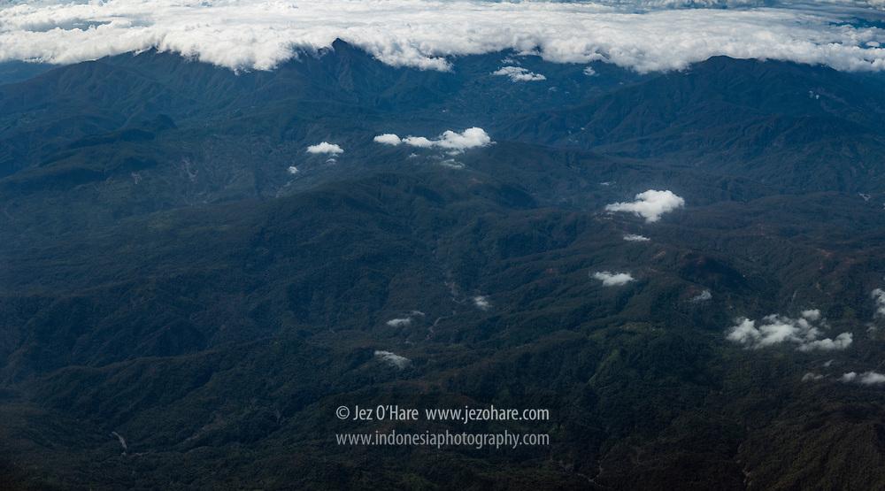 Taman Nasional Gunung Mutis, Timor Tengah Selatan, Nusa Tenggara Timur, Indonesia.