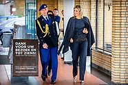 Koningin Máxima bij conferentie Fintech for Inclusion