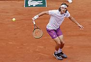 Stefanos Tsitsipas of Greece during the Roland-Garros 2021, Grand Slam tennis tournament on June 6, 2021 at Roland-Garros stadium in Paris, France - Photo Nicol Knightman / ProSportsImages / DPPI