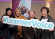 Attending The National FET Learner Forum Regional Meeting in the Abbey Hotel, Roscommon on Wednesday were Laura Young, Maureen Dalton, SallyCronin and Bridie Malone. Photo:- XPOSURE.IE