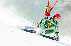 ZERAK Misel of Slovenia competes during Men Giant Slalom race of FIS Alpine Ski World Cup 54th Vitranc Cup 2015, on March 14, 2015 in Kranjska Gora, Slovenia. Photo by Vid Ponikvar / Sportida