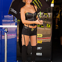 2011 MotoGP World Championship, Round 14, Motorland Aragon, Spain, 18 September 2011, Umbrella Girls