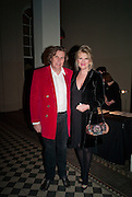 THEO FENNELL; LOUISE FENNELL, Almeida Theatre Gala, One Mayfair, 13a North Audley Street London 23 February 2012.