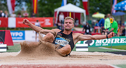 25.05.2018, Moeslestadion, Götzis, AUT, 45. Hypo Meeting Goetzis, Zehnkampf Herren, im Bild Karl Robert Saluri (EST) beim Weitsprung // Karl Robert Saluri of Estland during the long jump of the 45th Hypo Athletics Meeting at the Moeslestadion in Götzis, Austria on 2018/05/25. EXPA Pictures © 2019, PhotoCredit: EXPA/ Peter Rinderer