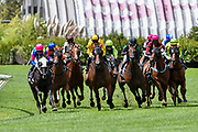 General race action during Race 3, Race in Sydney with Go Racing.<br /> Vodafone Derby Day at Ellerslie Race Course, Auckland on Sunday 7th March 2021 during lockdown level 2.<br /> Copyright photo: Alan Lee / www.photosport.nz