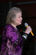 """Newburgh, New York - The book launch party for """"Living Passionately"""" was held at the Orange County Choppers Cafe on Feb. 7, 2015."""