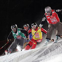 20100104: Ski cross - FIS World Cup St. Johann, Austria