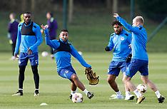 Everton Training Session - 1 Nov 2017
