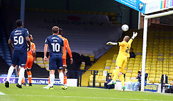 September 30, 2017 - Southend, England, United Kingdom - Anthony Wordsworth of Southend United scores his sides first goal  .during Sky Bet League one match between Southend United against Blackpool at  Roots Hall,  Southend on Sea England on 30 Sept  2017  (Credit Image: © Kieran Galvin/NurPhoto via ZUMA Press)