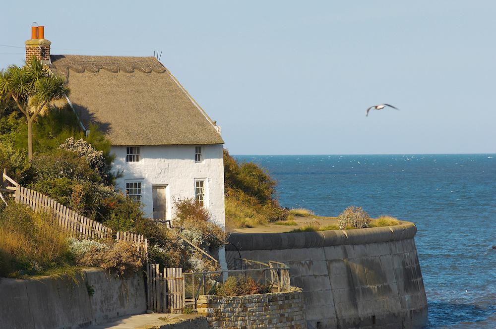 Runswick Bay - North Yorkshire - Captain Cooke house