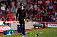 Photo: Charlie Crowhurst.<br />Southampton v Sunderland. Coca Cola Championship. 09/04/2007. Sunderland manager Roy Keane looks on.