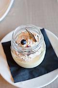 Milan, Bollate, InGalera Restaurant: Grand Marnier cream