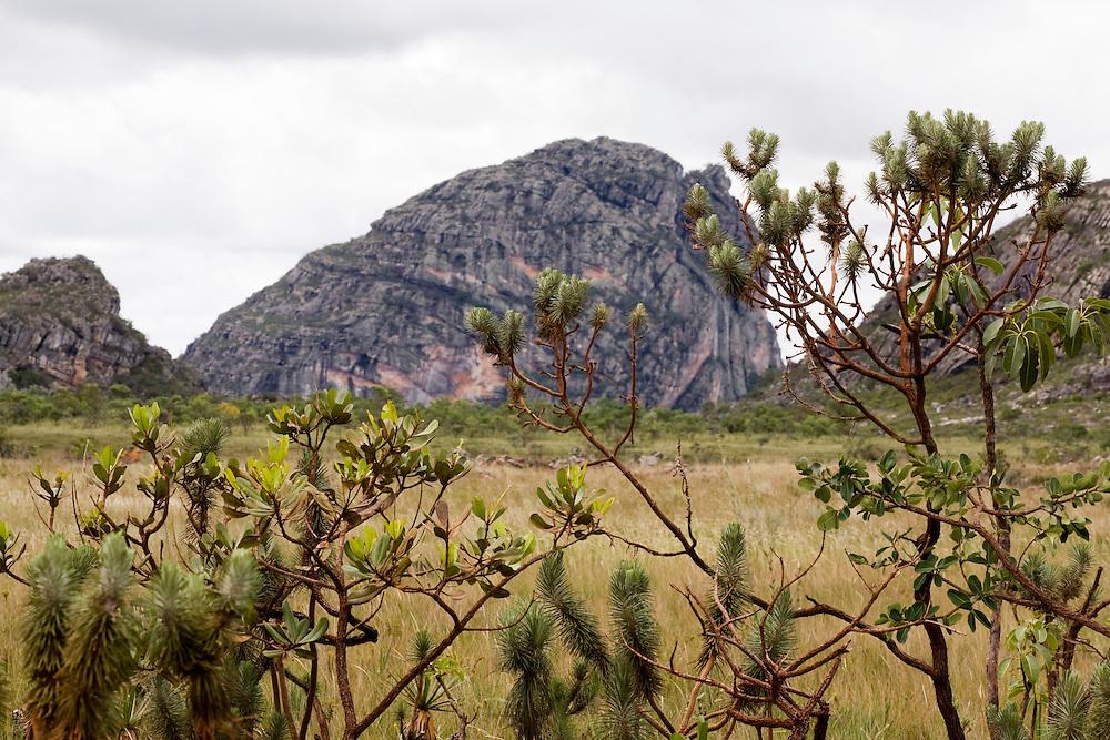 Diamantina_MG, Brasil...Paisagem com montanhas em Diamantina, Minas Gerais...The landscape with mountains in Diamantina, Minas Gerais...Foto: LEO DRUMOND / NITRO