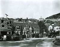 1926 Hollywoodland real estate office