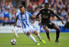 Huddersfield Town v Leicester City - 16 Sept 2017