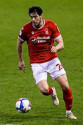 Scott McKenna of Nottingham Forest - Mandatory by-line: Robbie Stephenson/JMP - 20/01/2021 - FOOTBALL - City Ground - Nottingham, England - Nottingham Forest v Middlesbrough - Sky Bet Championship