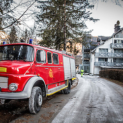 20170106: SLO, News - Hotel Jezero in Bohinj after fire