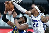 20201215 - Preseason - Golden State Warriors @ Sacramento Kings