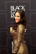 April 1, 2016- Newark, NJ: United States- On-Air Personality/TV Producer Sharon Carpenter attends the 2016 Black Girls Rock Red Carpet Arrivals held at NJPAC on April 1, 2016 in Newark, New Jersey. Black Girls Rock! is an annual award show, founded by DJ Beverly Bond, that honors and promotes women of color in different fields involving music, entertainment, medicine, entrepreneurship and visionary aspects.   (Terrence Jennings/terrencejennings.com)